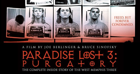 paradise Lost Documentary